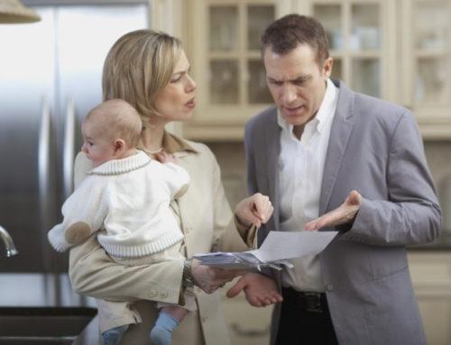Взыскание алиментов на мать ребенка до 3 лет