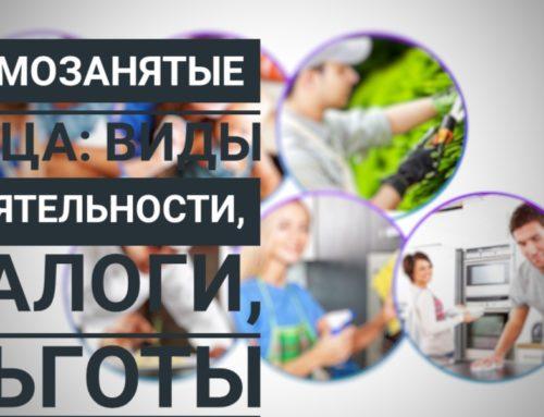 Самозанятые лица: понятие, виды деятельности, налоги